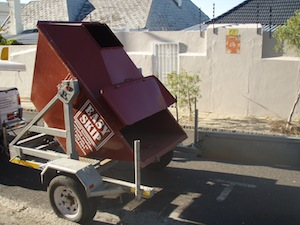 tipping-skip-on-trailer