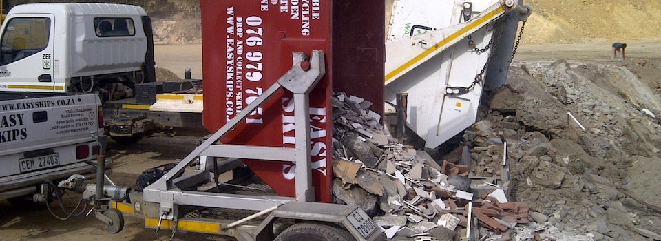 EasySkips rubble collection
